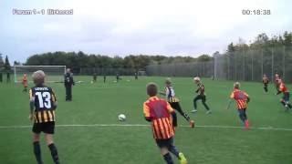Farum Boldklub/FCN Talent U12(05) . Farum BK - Skjold Birkerød. Resultat 9-3