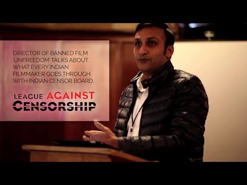 Director of Banned film 'Unfreedom' talks about his experience with the CBFC