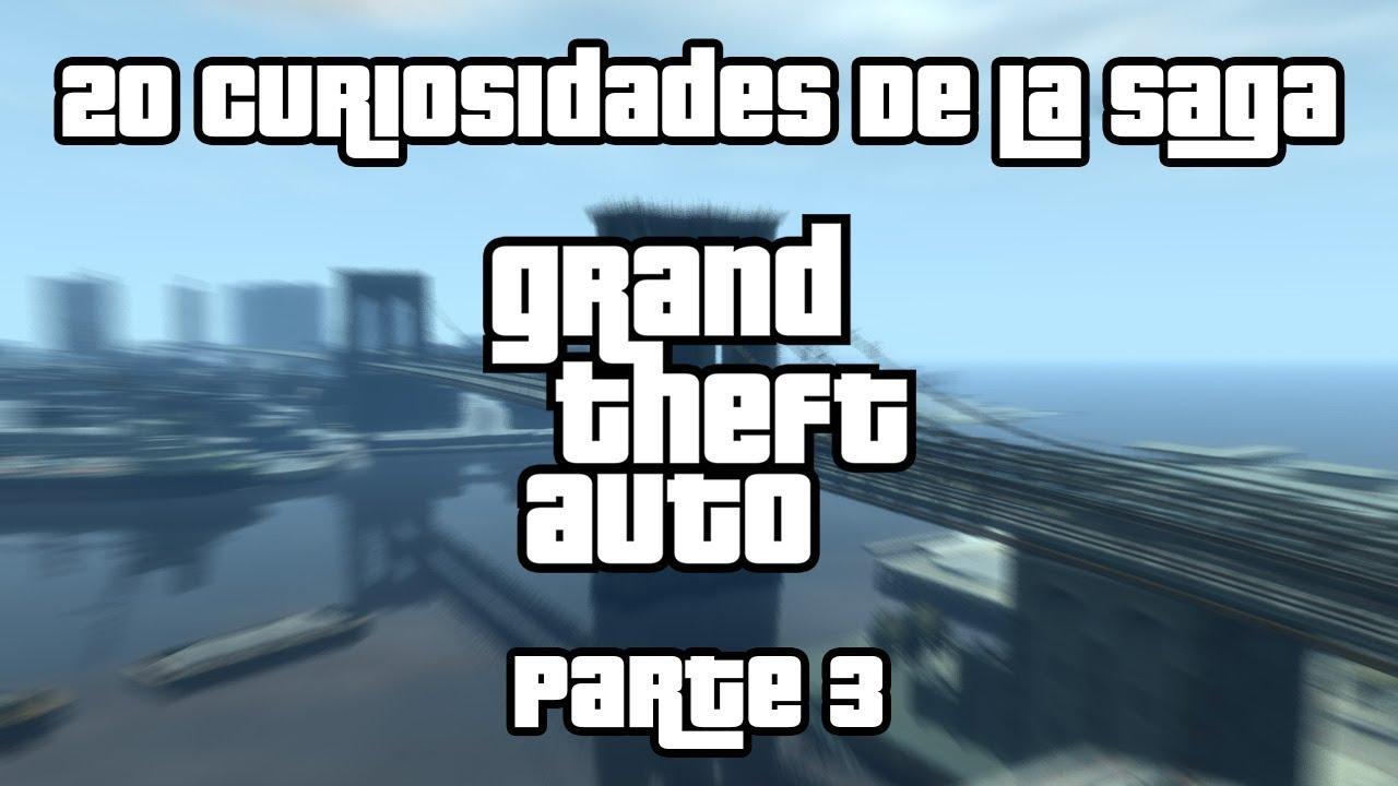 20 curiosidades de la saga Grand Theft Auto (Parte 3) (Con GTAInvasors) (Loquendo)
