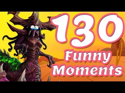 Heroes of the Storm: WP and Funny Moments #130