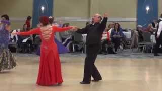River City 2015 Richard Benjamin With Laurie Sisson Gold III (Full) Waltz