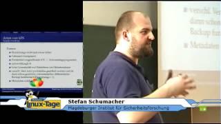 Kryptographische Dateisysteme genauer betrachtet: Chemnitzer Linux-Tage 2011