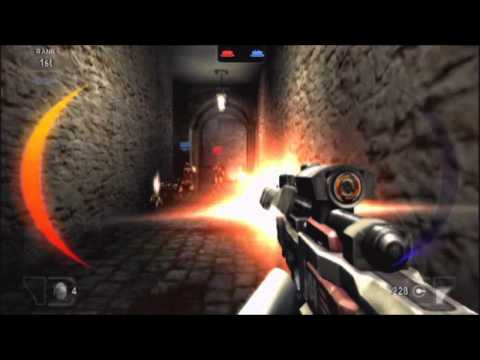 TimeSplitters: Future Perfect online multiplayer with Xlink