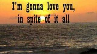 Watch Trace Adkins Im Gonna Love You Anyway video