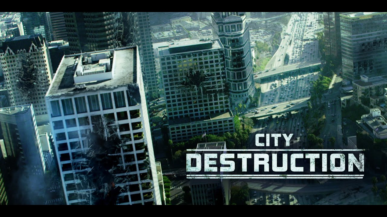 Destroyed City Teaser Youtube