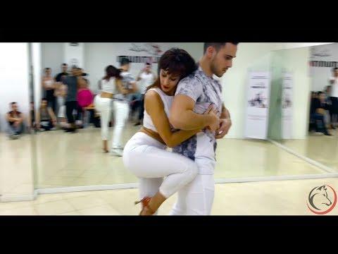 """Aventura - Our song bachata 2017 / Grupo Esencia """" Sara Panero & Andres"""""""
