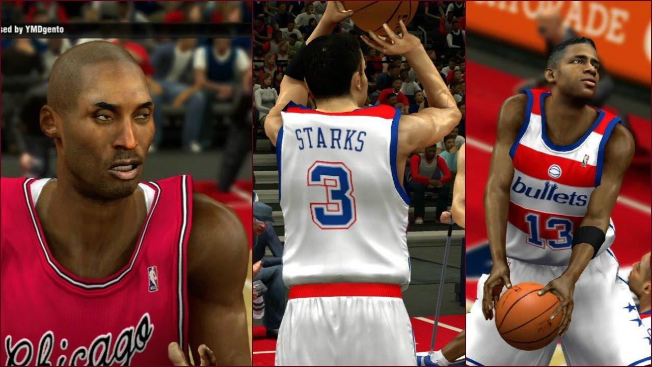 NBA 2K13 MyTEAM Meet John Starks & Kendall Gill