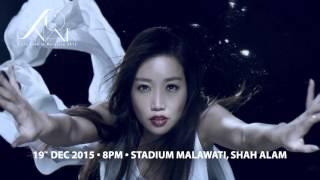 A-Lin《Sonar聲吶》 2015世界巡迴演唱會 - 12月19日馬來西亞站 (宣傳視頻)
