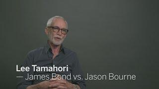 LEE TAMAHORI James Bond Vs. Jason Bourne | TIFF 2016