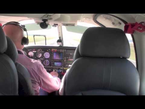 Piper PA 34 200T Seneca II Ferry from UK with Emegency Gear Down