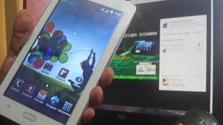 "Tablet 7"" +Celular 3g Gps Doble Chip Bluetooth Hd Gratis Funda [PERÚ]046"