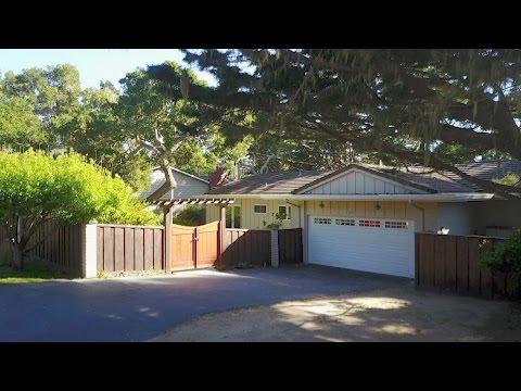 1074 Mission Road - Pebble Beach, CA 93953 by Douglas Thron drone real estate videos tours