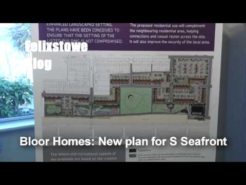 New South Seafront plan . .