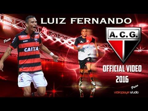 LUIZ FERNANDO ATLETICO GO 2016
