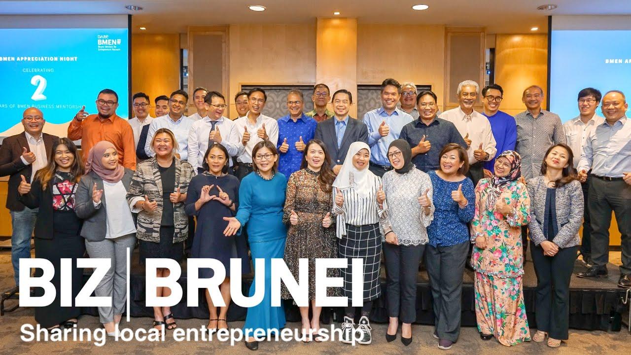 Brunei Mentors for Entrepreneurship offers free business support