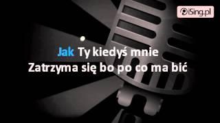 Blue Cafe - Wina (karaoke iSing.pl)