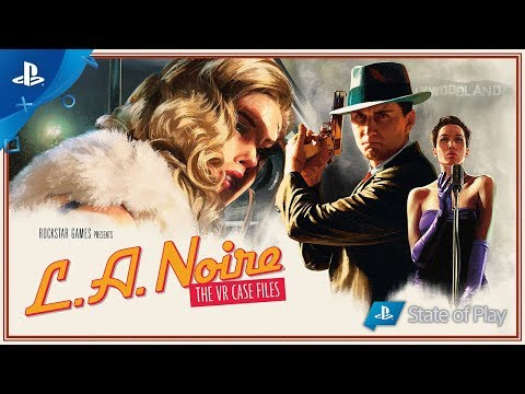 L.A. Noire: The VR Case Files Review - Playing Detective Never Felt So Real