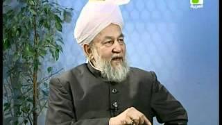 Liqa Ma'al Arab 24 February 1998 Question/Answer English/Arabic Islam Ahmadiyya