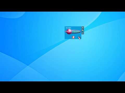 Fun Radio Windows 7 Sidebar Gadget