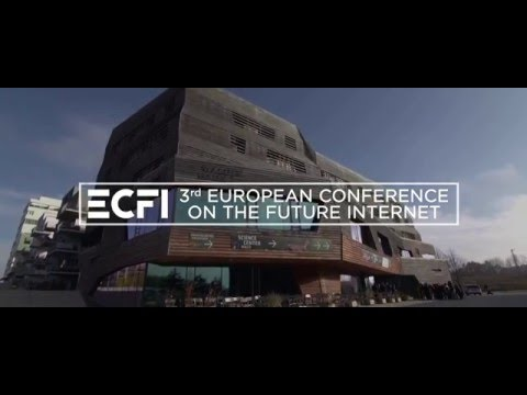 ECFI 3rd European Conference on the Future Internet Hamburg 2016