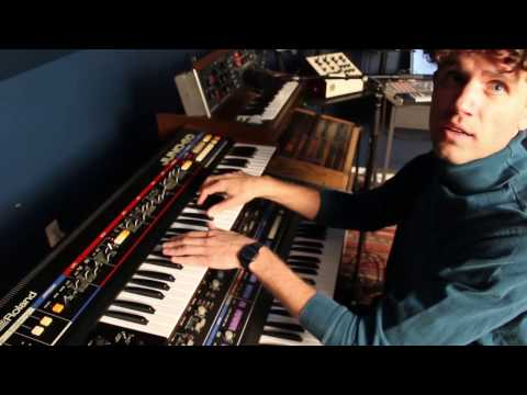 Synth Party - Roland Juno 60
