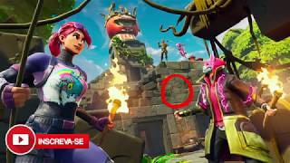 LOCATION CATEGORY SECRET WEEK 8-FORTNITE