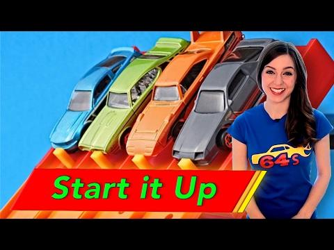 3DBotMaker Diecast Racing Accessories - Ep 2 - S 2 - The Hot 64!