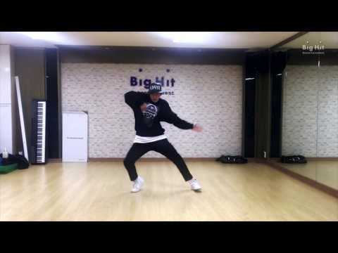 [CHOREOGRAPHY] BTS (방탄소년단) j-hope Dance Practice for 2015 Begins Concert