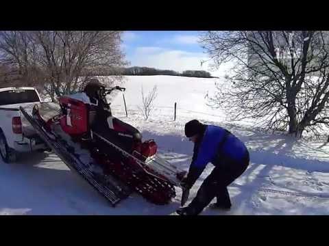 Snowmobile Ramp Doovi