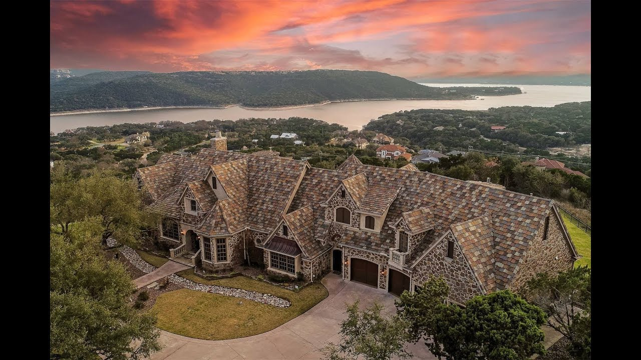 Regal Mountain Mansion in Austin, Texas   Sotheby's International Realty