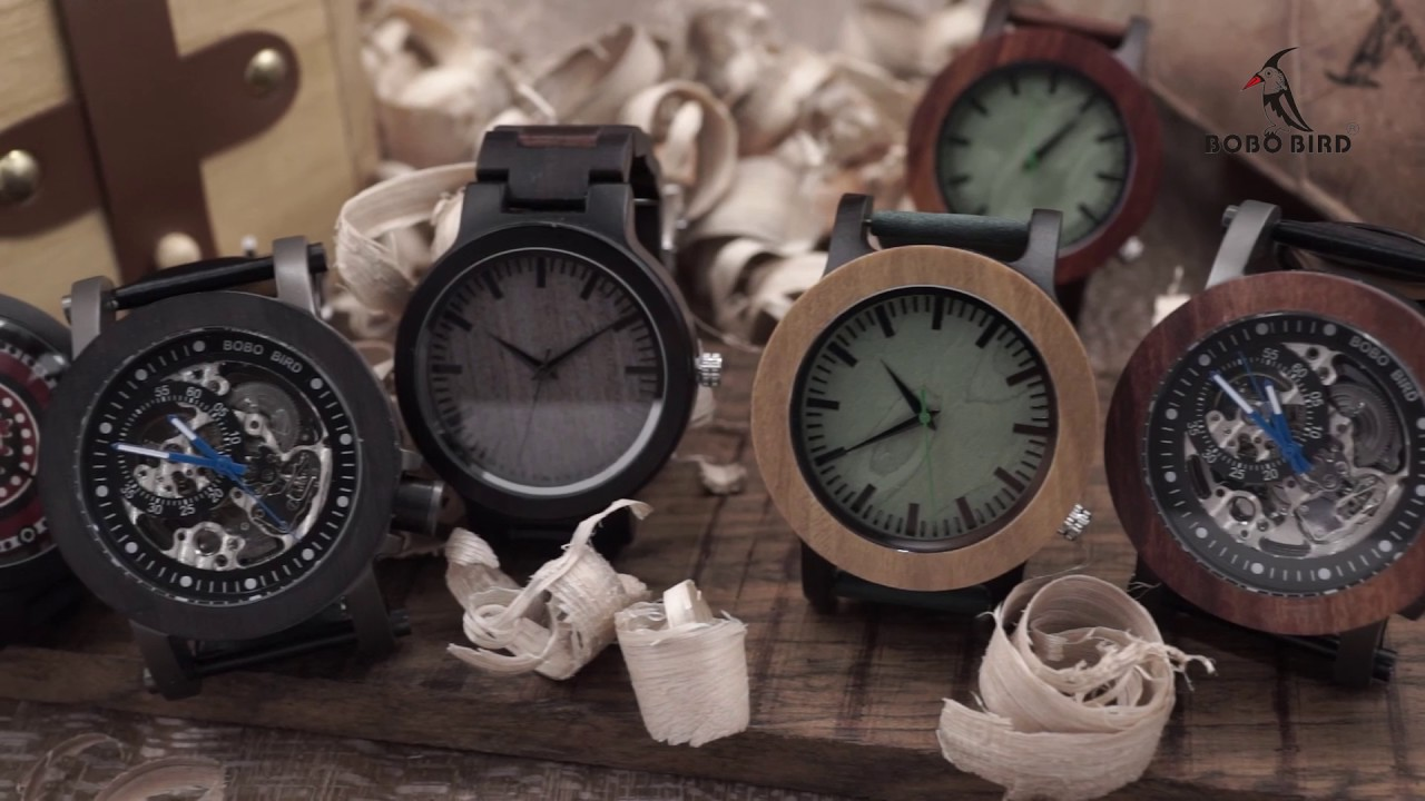 display date wood watches bird options quartz watch bobo bobobird products image wooden nativeshades ebony business gift zebrawood valentines vogue grande mens product