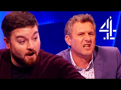Alex Brooker & Adam Hills' Impassioned Rant About Disability Assessments | The Last Leg