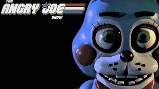 AngryJoe Plays Five Nights at Freddy's 2