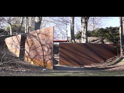 Richard Serra Interview: On 'Porten i slugten'