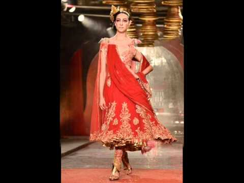 Designer Salwars at Lakme Fashion Week 2011