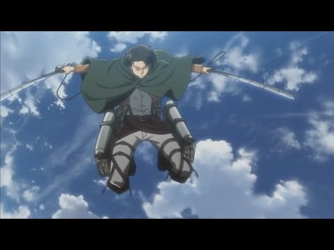 Attack On Titan AMV - Light Up The Sky (HD/1080p)