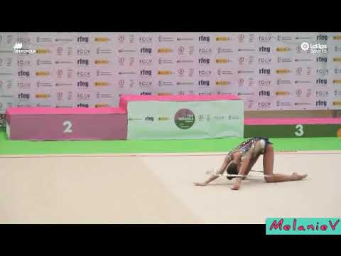 EKATERINA SELEZNEVA - ARO ( CLUB RITMO ) ( FINAL LIGA IBERDROLA 2019)