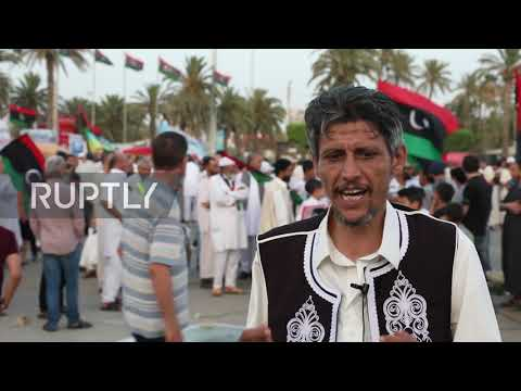 Libya: Tripoli protesters mobilise against LNA and Haftar threat