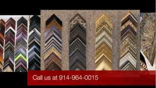 Custom Picture Framing, Custom Mirrors, Discount Framing Westchester, Ny