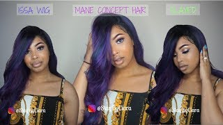 Affordable Mane Concept Hair Wig Review| SlayByCiara