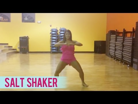Ying Yang Twins  Salt Shaker Dance Fitness with Jessica