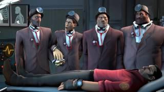 Repeat youtube video [SFM Remake] - Barbershop Quartet Performs Surgery