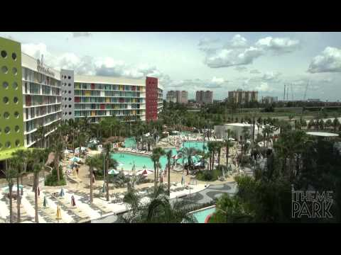 Universal's Cabana Bay Beach Resort Complete Tour Universal Orlando Resort