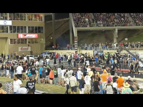 Big Chief vs  Kye Kelley / Denver Street Outlaws No Prep Kings