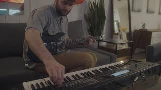 Controlling 5-Pin MIDI hardware with the Jamstik Studio MIDI Guitar
