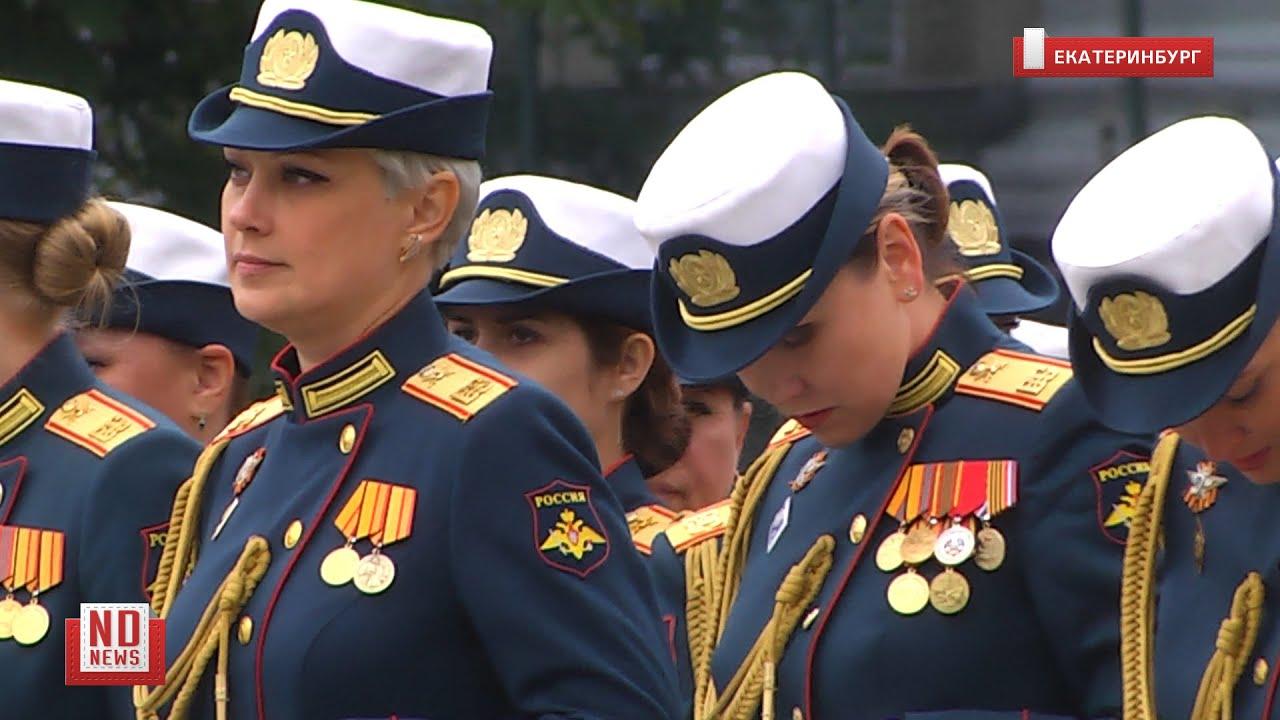 Парад Победы 2020 в Екатеринбурге/Victory Parade in Ekaterinburg