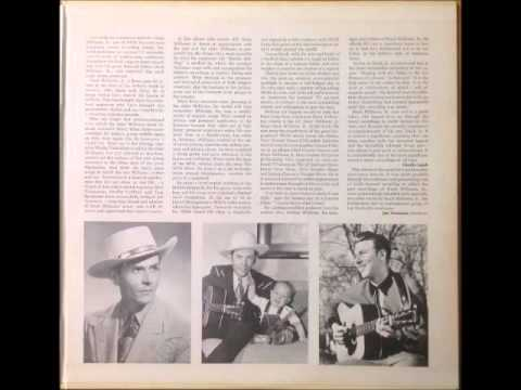 Hank Williams & Hank Williams Jr. - Wedding Bells