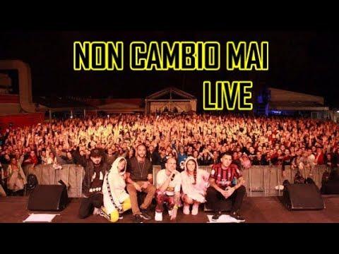 NON CAMBIO MAI - GEMITAIZ & MADMAN live @ Circolo Magnolia 2017
