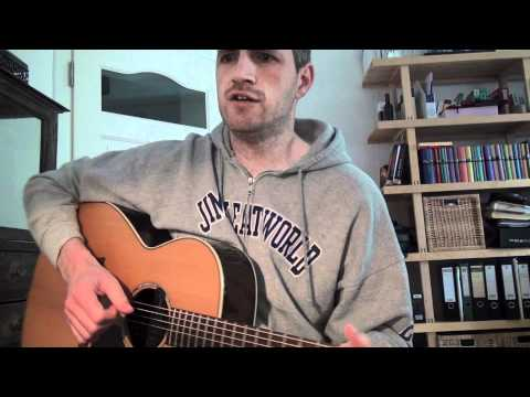 Pamphleteer - The Weakerthans - Acoustic Cover