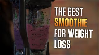 Delicious Weight-Loss Smoothie